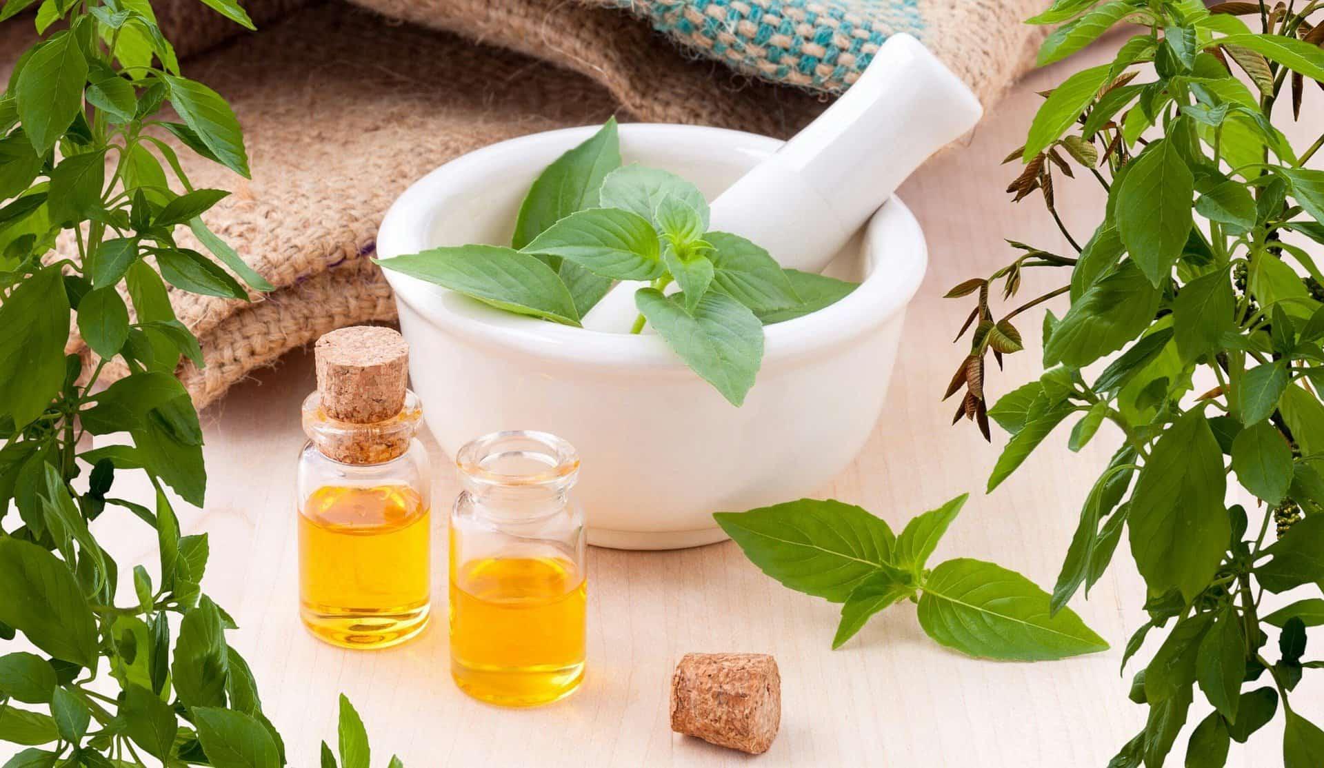 huiles essentielles traitement acne